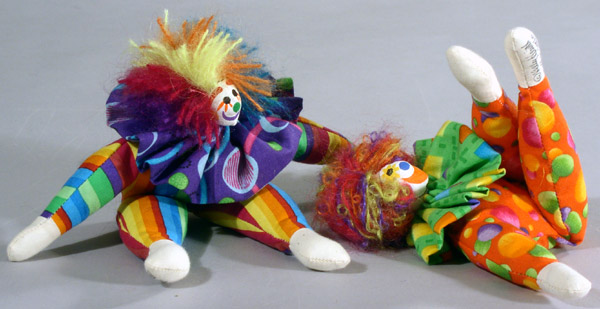 Poseable Clowns